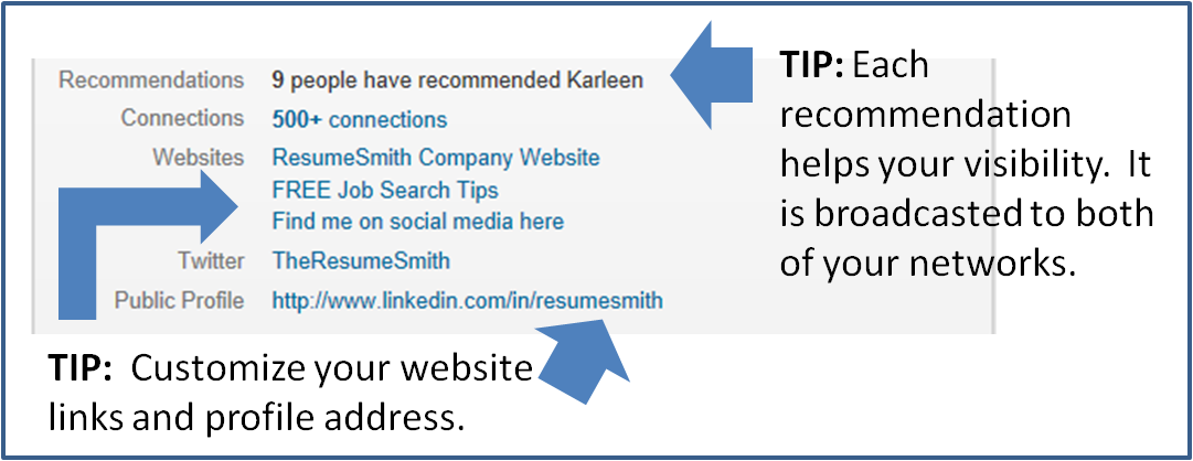 How To Find Resumes On Linkedin | The Resumesmith Career Branding That Works